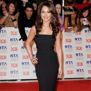 Cheryl Cole Takes Cowell Dummy