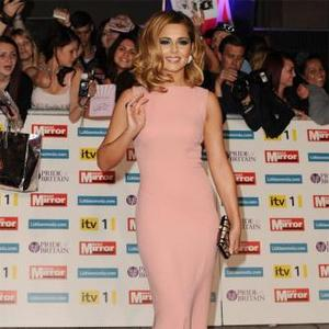 Cheryl Cole 'Terrified' Of The Red Carpet