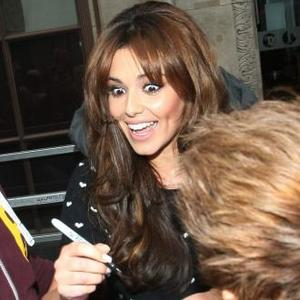 Cheryl Cole's Private Dinner With Nadine
