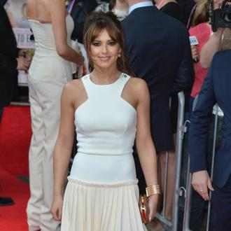 Cheryl Cole Admires Duchess Catherine's Body