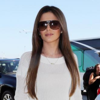 Cheryl Cole Enjoying Sun-drenched Christmas