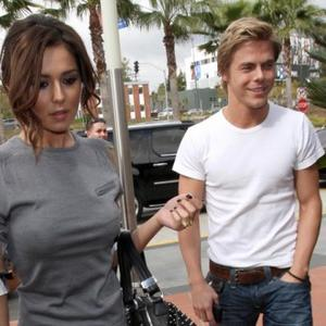 Cheryl Cole 'Happy' With Hough