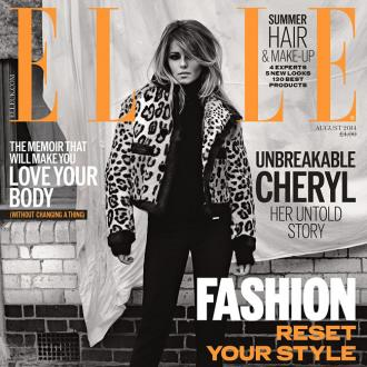 Cheryl Cole Admits She Has A Foul Mouth