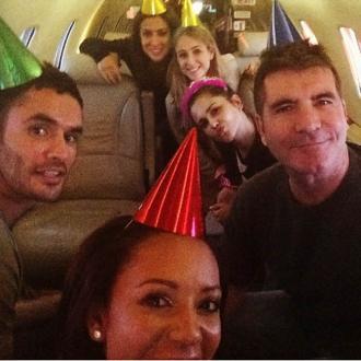 Cheryl Cole's Rosy 31st Birthday