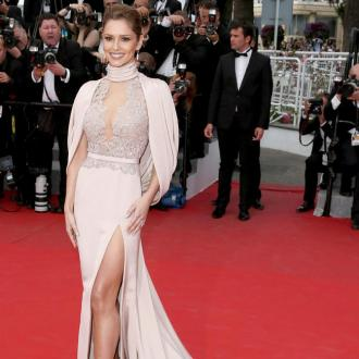 Cheryl Fernandez-versini Enjoys 'Dancing With Strangers'