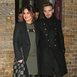 Cheryl Unveils Baby Bump At Christmas Carol Concert