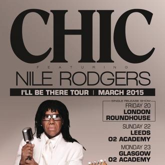 Chic and Nile Rodgers to return after 23 years