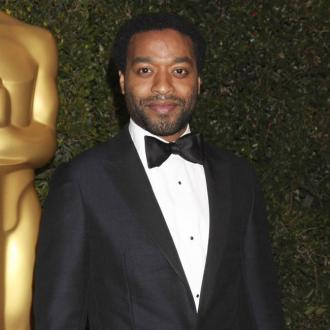 Chiwetel Ejiofor Was Sick Before Oscar Nomination