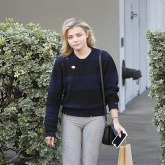 Chloe Grace Moretz's brother got her into eye cream at 10