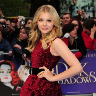 Chloe Moretz: My Style Is Edgy And Young