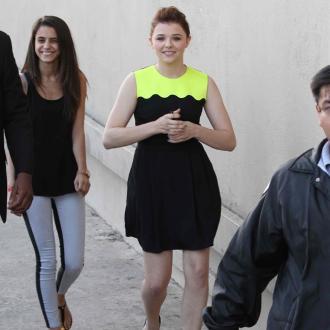 Chloe Moretz Praises Young Hollywood