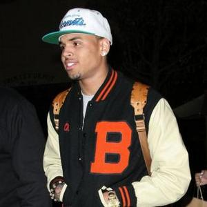 Chris Brown Parties With Wayne Rooney
