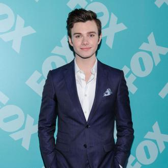Chris Colfer hopes 'Glee' will help him heal