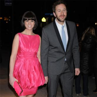 Chris O Dowd And Gemma Cainrey Photos Arrivals At Dawn