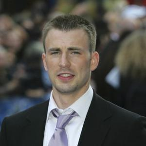 Chris Evans Happy With Sunsets