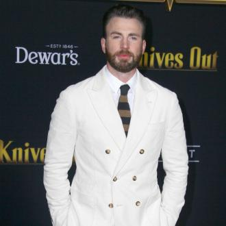 Chris Evans had poster of Sandra Bullock