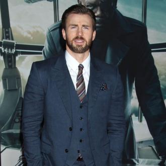 Chris Evans Won't Quit Acting Soon