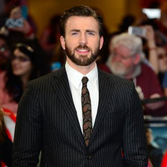 Chris Evans and Lily Collins enjoy dinner date