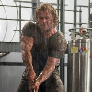 Chris Hemsworth Got Whipped On Thor