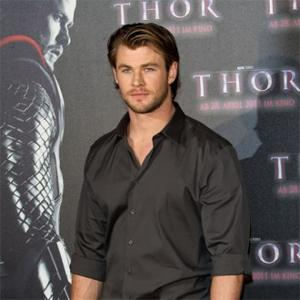 Chris Hemsworth Is Niece's Favourite Toy