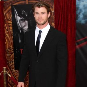 Chris Hemsworth To Play F1 Driver James Hunt?
