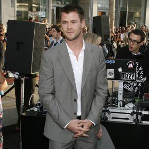 Chris Hemsworth's Constant Honeymoon
