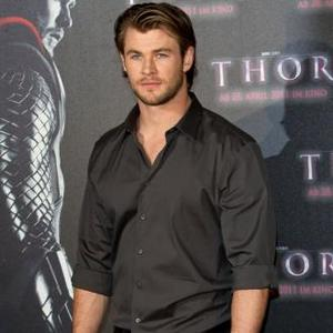 Girly Chris Hemsworth