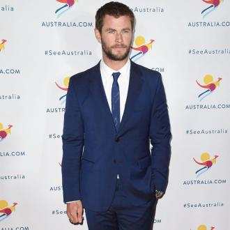 Chris Hemsworth honoured by Hugo Boss role