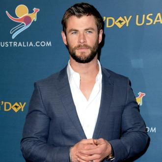 Chris Hemsworth put 'two snickers bars' in daughters shoes for rollercoaster