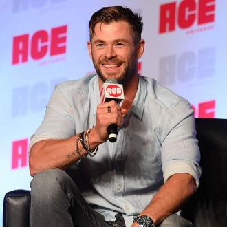 'Human guinea pig' Chris Hemsworth