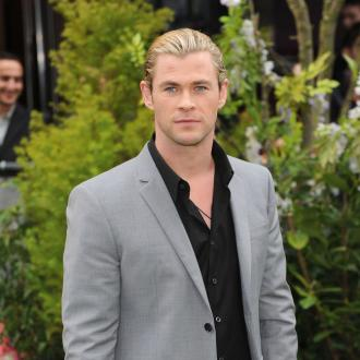 Chris Hemsworth Under Ate For Rush