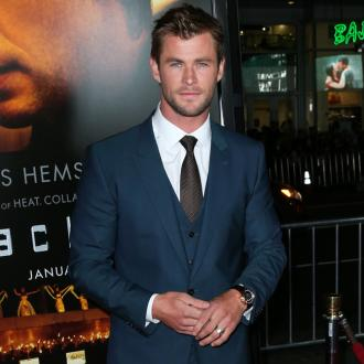 Chris Hemsworth Scrubbed Breast Pumps Before Hollywood