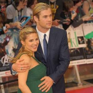 Chris Hemsworth Becomes A Dad