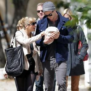 Chris Hemsworth Smitted With 'Cute' Daughter