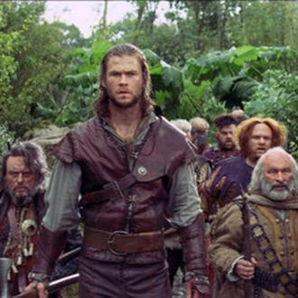 Snow White and the Huntsman's dwarf success