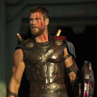 Chris Hemsworth Says Thor's Eyepatch Is Cgi