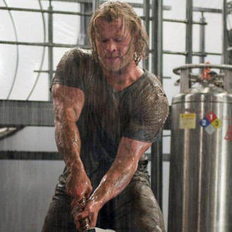 Chris Hemsworth teases 'bat**** crazy' Thor: Love and Thunder as movie wraps