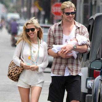 Chris Hemsworth Is Fascinated By His Baby