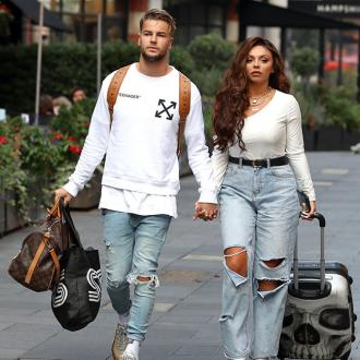 Chris Hughes weeps over 'strong' Jesy Nelson