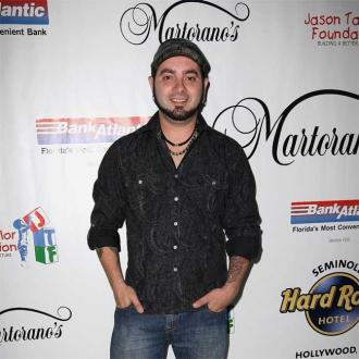 N Sync's Chris Kirkpatrick Marries Fiancee