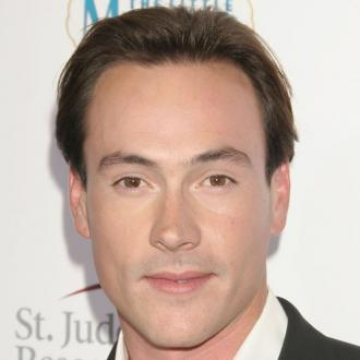 Chris Klein 'grateful' for wife