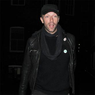 Chris Martin 'recording music for The Office soundtrack'