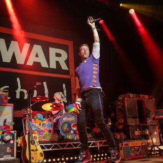 Coldplay's Chris Martin was propositioned by a fan on stage