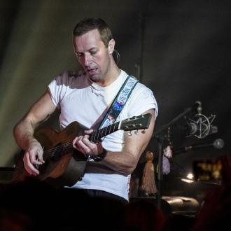 Chris Martin performs on Instagram Live amid coronavirus pandemic