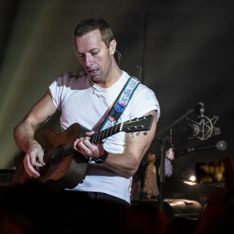Chris Martin reveals Coldplay are inspired by cavemen
