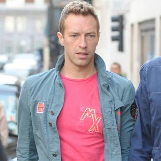 Chris Martin Gets Motorcycle Licence