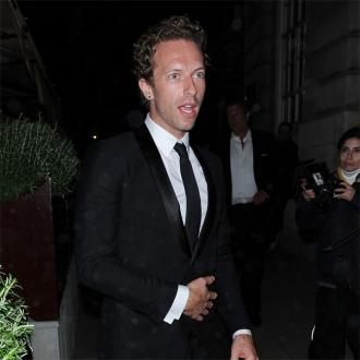 Chris Martin Helping Alexa Chung With Pop Career