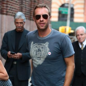 Chris Martin's Hunger Games Ambition