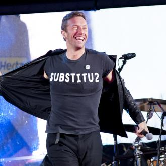 Chris Martin making 'effort' with Annabelle Wallis
