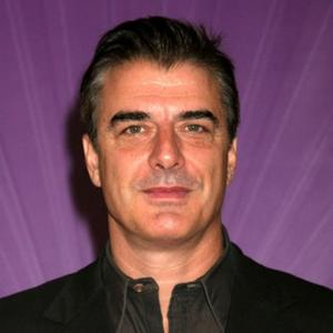 Chris Noth Has No Big Worries